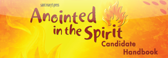 Anointed in the Spirit Candidates Handbook