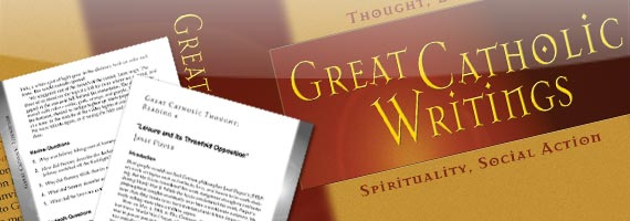 Great Catholic Writings