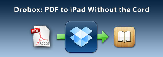 PDF to Ipad no Cords header