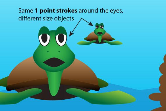 turtle-same-size-stroke